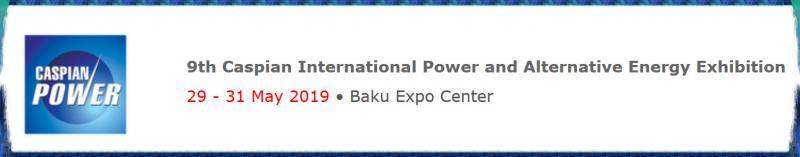Caspian Power is the key meeting place for the industry and an opportunity to catch up with colleagues and clients img Benefits of exhibiting  Exhibiting at Caspian Power will provide your company with invaluable opportunities to do business in the Caucasus region.