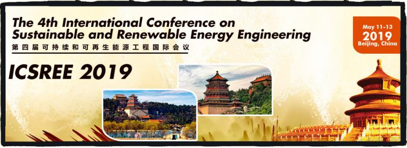 ICSREE is an annual Conference provides a yearly platform for delegates and members to present and discuss the latest research, and our delegates and members will have many opportunities engage in dialogues about Sustainable and Renewable Energy Engineering. It also provides new insights and bring together scholars, scientists, engineers and students from universities and industry all over the world under one roof.