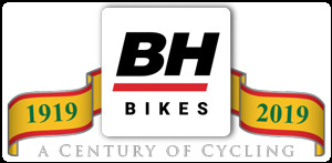For over a century, BH has been synonymous with bicycles, competitive cycling, and industry leading technology. BH offers bikes and eBikes for all cycling disciplines. Cutting-edge BH innovations such as the ATOM X electric mountain bike and the Split Pivot suspension system in the Lynx MTB and eMTB models allow BH to shape the bike future.