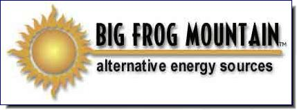 Big Frog Mountain | Alternative Energy Sources