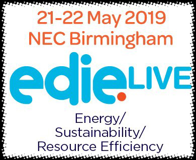 Welcome to the UK's only event tailor-made to fit the needs of sustainability, energy and resource professionals  At edie Live we believe in achieving a sustainable future, today. And we plan to show you how. This is Mission Possible.  Through the lens of energy, resources, the built environment, mobility and business leadership, we've created the UK's only event which is tailor-made to fit the needs of sustainability, energy and resource professionals. Be inspired by sustainability superstars, coached by industry experts, encouraged by your peers, and shown the way by hundreds of innovative suppliers.  Turn ambition into action at edie Live 2019.