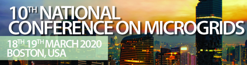 ACI's 10th National Conference on Microgrids will be taking place in Boston, USA on the 18th – 19th March 2020. The two day event will consist of a number of informative presentations followed by interactive Q&A sessions and panel discussions, bringing together key industry stakeholders including utility companies, microgrid owners, project developers, energy technology providers, renewable energy providers, relevant consultants, associations and governmental bodies.  Featuring an Exclusive Tour of the Sterling Municipal Light Department's Award-Winning Microgrid  In addition to the main two day event, during the afternoon of Tuesday 17th March 2020 a limited number of conference delegates will receive a unique opportunity to visit Sterling Municipal Light Department's Innovative Microgrid Facility.  There is no extra charge to join the site visit, but spaces are strictly limited and allocated to conference delegates on a first-come, first-served basis, so it is highly recommended to book early to guarantee availability.