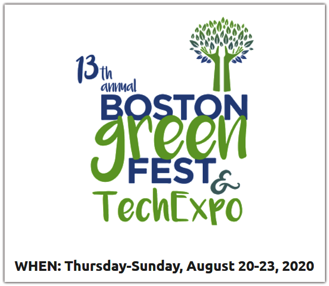 Boston GreenFest & TechExpo is organized by Foundation for a Green Future and its dedicated team.  Our goal is to educate and empower people to create a more sustainable, healthier world. We are actively building an interconnected, ever-expanding network.  From individuals young to old, business to nonprofit, neighborhood association to academic institution, Boston GreenFest & TechExpo welcomes everyone!  By combining business, technology, and artistic expression, Boston GreenFest & TechExpo unites the community locally, nationally, & globally.
