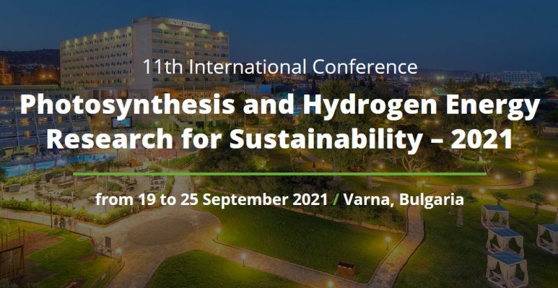 The Conference «Photosynthesis and Hydrogen Energy Research for Sustainability – 2021» will provide in-depth discussion of one of the most important fundamental problems of modern biology – photosynthesis. Despite the stupendous achievements in recent decades in the study of photosynthesis, many aspects of this process remain uninvestigated. In addition, the relevance of research in the field of photosynthesis and associated hydrogen release processes in recent decades has been reinforced by the growing need of mankind for new sources of energy.
