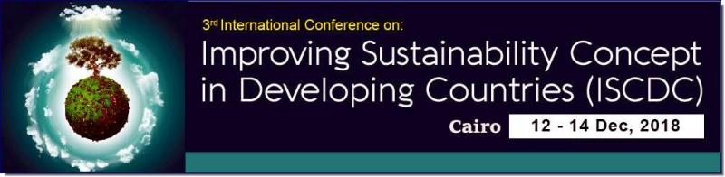 The main goal of this conference is to improve and enhance the quality of life and built environment in developing countries. This could be achieved through the outcomes of the conference in the treatment of all problems in saving energy, using renewable energy, and to use efficient building materials and other aspects that achieve the environmental efficiency.  In addition, this conference emphasizes on using energy performance simulation in the design process of sustainable architecture. Using simulation tools facilitates achieving accurate and new results for studying energy consumption in buildings for both new and existing buildings as well.