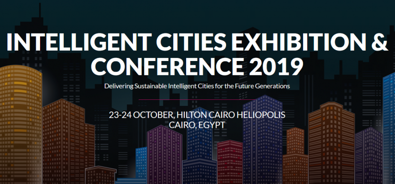The region's leading smart and sustainable cities event to be held late October 2019 in Cairo, Egypt. The two day exhibition and conference brings together over 4,000 senior level decision makers and over 6,000 participants to discuss and showcase the latest technologies, sustainable solutions and products as well as best practices on managing and building the cities of tomorrow.  Smart cities are one of the biggest growth areas and trends impacting the ICT and real estate sectors today. Driven by the demand for advanced and 'always on' solutions and services, the Middle East is expected to play a leading role. The need to improve existing infrastructure and intelligently maximize current resources is further fueling the need to develop smart cities. Smart cities bring value added benefits to governments and developers by increasing investment returns. While new services built on cutting edge technologies enrich citizens' quality of life.  ICEC is backed by industry leaders and is the ideal platform to gain insight on how to generate significant returns by turning your development into an intelligent sustainable city. The conference is dedicated to promoting knowledge sharing and networking opportunities while the exhibition space allows participants to showcase their innovations, technologies and products to key decision makers.
