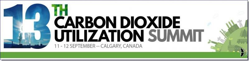 ACI's 13th Carbon Dioxide Utilization Summit will follow on from our successful series of conferences focusing on the re-use of greenhouse gas CO2 and converting this into profitable sustainable and commercial materials. It will be taking place in Calgary, Canada on the 11th & 12th of September 2019, and it's a one-time special edition of this event.  The two day event will bring together senior experts from various CO2 emitting industries discussing sustainable, technological and commercial aspects of CO2 Utilization in Canada and across the globe. With technology comparisons focusing on economic, environmental, and social indicators, our panel of speakers will highlight knowledgeable insights into commercial application and development of technology and products
