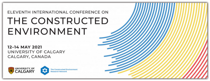 The Eleventh International Conference on The Constructed Environment features research addressing the following annual themes:      Theme 1: The Design of Space and Place Theme 2: Constructing the Environment Theme 3: Environmental Impacts Theme 4: Social Impacts