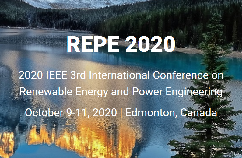 The aim of REPE is to provide a platform for researchers, engineers, academicians as well as industrial professionals from all over the world to present their research results and development activities in Renewable Energy and Power Engineering. This conference provides opportunities for the delegates to exchange new ideas and application experiences face to face, to establish business or research relations and to find global partners for future collaboration.