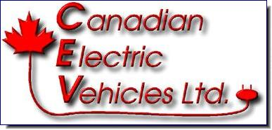 Canadian Electric Vehicles | designing and manufacturing electric vehicles and electric vehicle components for over 20 years