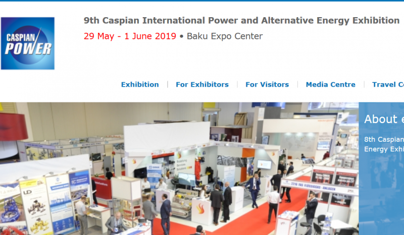 Benefits of visiting  Caspian Power is the key meeting place for the industry and an opportunity to catch up with colleagues and clients  img Benefits of exhibiting  Exhibiting at Caspian Power will provide your company with invaluable opportunities to do business in the Caucasus region.