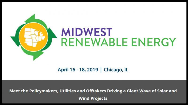 Your Best Chance to Evaluate the Growth Potential of Wind and Solar in the Midwest!  Improving economics and a favorable policy environment are driving an expected tripling of capacity in renewable energy in the Midwest, with solar anticipated to see 7 gigawatts of growth over the next 5 years and wind projects racing to capture the PTC.  However, the opportunities are not equally distributed across this vast region. Large renewable energy initiatives are ramping up in some surprising state and utility territories, but not all types of projects are likely to gain traction. At the same time, transmission and market constraints may bound the opportunities in some areas otherwise ripe for development, and the looming PTC expiration puts into doubt whether solar or wind will be more economical in the future. Only those who can truly assess the local incentives, market constraints and future economics will be able to capture the huge opportunities emerging in the Midwest.