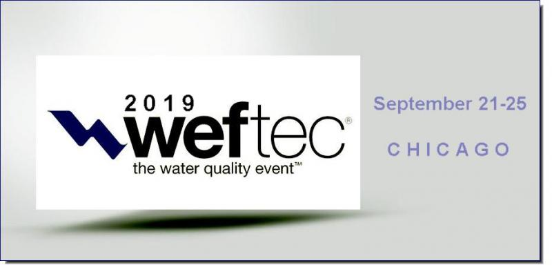 WEFTEC is the largest conference of its kind in North America and offers water quality professionals from around the world with the best water quality education and training available today.   Also recognized as the largest annual water quality exhibition in the world, the expansive show floor provides unparalleled access to the most cutting-edge technologies in the field; serves as a forum for domestic and international business opportunities; and promotes invaluable peer-to-peer networking among registrants.   WEFTEC has shown continual growth for both the technical program and exhibition. WEFTEC 2015, which was held in Chicago, set a new exhibition record and was the largest showing for WEF in the Windy City.