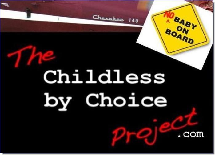 The Childless by Choice Project  What is it? It's a research project, a book, and a documentary that explores the motives and the decision-making process behind the choice to remain childfree.