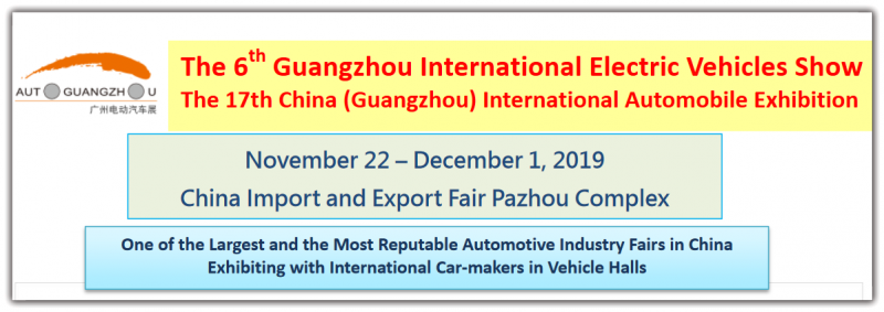 China's automotive industry has been growing rapidly and becomesan  increasingly  important  role  in  the  global market.The popularity of electric cars has been steadily on the rise and this is expected to continue in 2019. However, pressing  environmental requirements  and  fierce competition stimulateChina's automotive industry to accelerate its innovation  and  transformation. Carmakers  are  looking  to  innovate  new,  modular  car  architectures,  togetherwithelectromobility, autonomous driving and connected carstechnologies.
