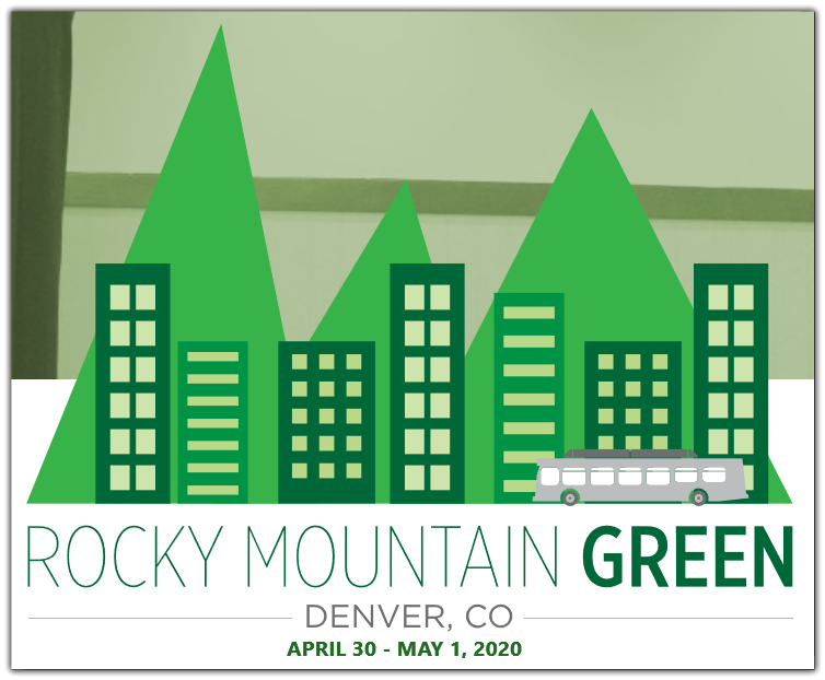Hosted by USGBC Mountain Region, Rocky Mountain Green annually convenes hundreds of building professionals, sustainability leaders and change-makers from across the Rocky Mountain region for discussions about today's most critical sustainability and green building issues.