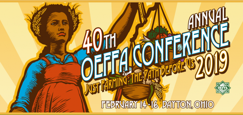 Registration is now open!  Make sure you get your tickets early to get the best pricing and because many events, meals, and convenient hotel rooms are sure to sell out again! We look forward to celebrating 40 years of OEFFA when the annual conference returns to Dayton this February!