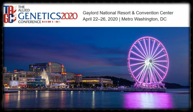Following the success of TAGC 2016—a multi-community meeting of more than 3,000 attendees from more than 40 countries—we are excited to announce that TAGC 2020 will take place April 22–26, 2020, in the Washington, DC metro area at the Gaylord Resort and Convention Center at National Harbor. This outstanding venue offers many amenities with excellent nearby dining options for all budgets. It's just 8 miles from Capitol Hill and the historic sights of downtown DC and is served by three different airports.  We're designing the meeting to encourage conversations between groups, and we're also planning ways to make it easy for each community to stay connected.  In response to the clear preference of TAGC 2016 participants surveyed (87%) for more topic-driven programming that spans community boundaries, there will be a roughly even split between community-specific sessions and community-spanning sessions.  The meeting will also offer a wide range of professional and community development initiatives, including events serving early career scientists and those with interests in policy and advocacy, publishing, education, and more.