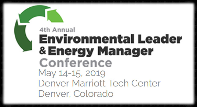 The 2018 Environmental Leader & Energy Manager Conference (ELEMCON) has a simple mission: To provide our attendees with the most content-rich platform to help environmental and energy Managers, Directors, VPs and C-suite executives increase the efficiencies of their facilities, save cost, and reduce or negate their impact on the environment