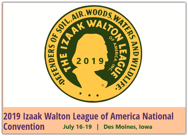 2019 IWLA National Convention  July 16-19, 2019 Sheraton West Des Moines 1800 50th Street West Des Moines, Iowa 50266 Room rate: From $114/night You can now book your hotel room(s) online for the 2019 convention!