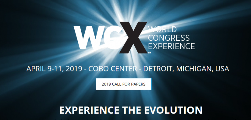 The revolution is already in motion and WCX is at the forefront. It's where collaboration and imagination converge to create new solutions for common industry challenges. Where expertise and experience across the wide spectrum of specialties forge best practices. And where education, engagement and enlightenment coalesce into one unforgettable experience.  Here you'll gain critical insight on the latest technology and regulations related to powertrain, propulsion, emission, safety and electronics to maintain your competitive advantage. You'll expand your knowledge base to do business in the rapidly changing mobility environment. And you'll connect with fellow subject matter experts to develop the network necessary to solve problems, devise solutions and advance your career. The possibilities are endless—and the