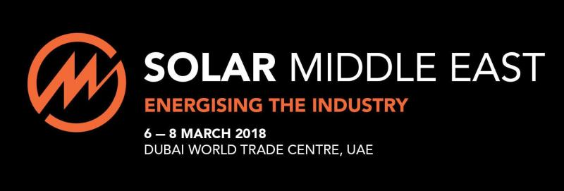 After 6 years as a co-located exhibition, Solar Middle East will return in 2018 as a dedicated product sector on the Middle East Electricity floor plan, alongside its new sister sector Energy Storage & Management Solutions.  Solar at MEE will remain as the largest gathering of solar industry professionals in the Middle East & Africa, offering the most effective trade focused platform to international manufacturers and distributors looking to meet regional buyers.