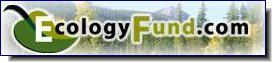 Ecology Fund | Use this page as an online list of bookmarks to keep yourself updated on new postings