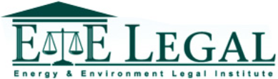The Energy & Environment Legal Institute (E&E Legal) is a 501(c)(3) organization that champions responsible and balanced environmentalism which seeks to conserve the nation's natural resources while ensuring a stable and strong economy through energy dominance.