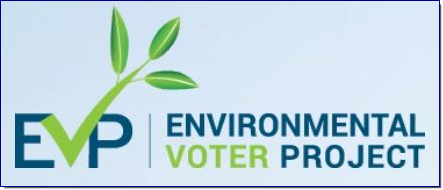 The Environmental Voter Project aims to significantly increase voter demand for progressive environmental policy by identifying inactive environmentalists and then turning them into consistent activists and voters.