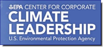EPA's Center for Corporate Climate Leadership serves as a resource center for all organizations looking to expand their work in the area of greenhouse gas (GHG) measurement and management.