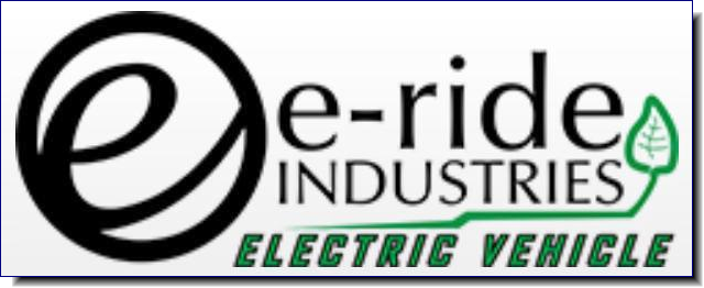 e-ride Industries offers two models, the EXV4 electric transportation vehicle and the EXV2 electric utility vehicle. Both vehicles are offered with a wide array of options to suit any individual's needs.