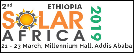 "The overwhelming response from the Solar Industry has encouraged Expogroup to launch ""SOLAR AFRICA"" and after successful editions in Kenya and Tanzania Solar Africa is all set to step in the Ethiopian Market.  Solar Africa in Ethiopia will be held concurrently with Power &Energy Africa from 21st to 23rd March 2019.  The region offers tremendous opportunities to suppliers worldwide, having among the strongest solar resources in the world. In particular, the region offers excellent potential for concentrated solar power (CSP) and concentrated photovoltaic (CPV) systems."