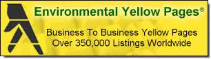The Environmental Yellow Pages, Inc. (EYP) above all else, strives to provide information on the very latest education, reference, health, environmental products and professional services in the environmental industry today. The EYP is a major source of information for consumers and industry alike, because it not only maintains its network but provides the latest information for consumers and professionals worldwide.