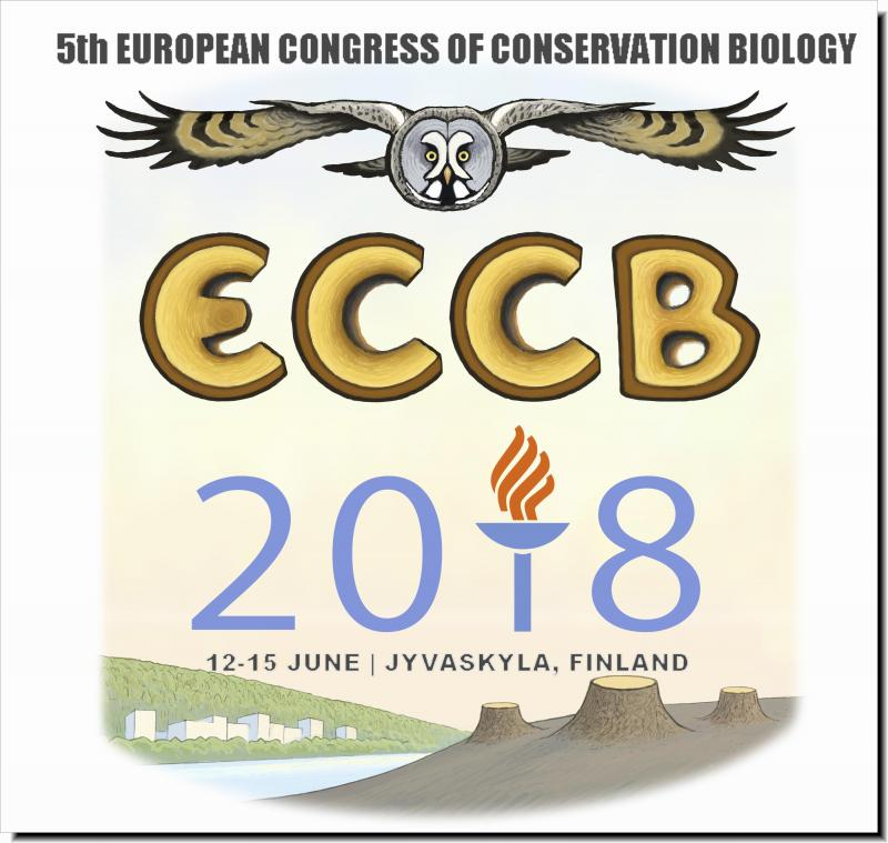 The theme of ECCB2018 is planetary wellbeing – a concept that captures the wellbeing of people as well as the integrity and sustainability of Earth's ecosystems. ECCB2018 provides a forum to discuss and develop solutions for some of the greatest challenges faced by humanity by bringing together natural and social scientists, practitioners, industry members and government decision-makers.