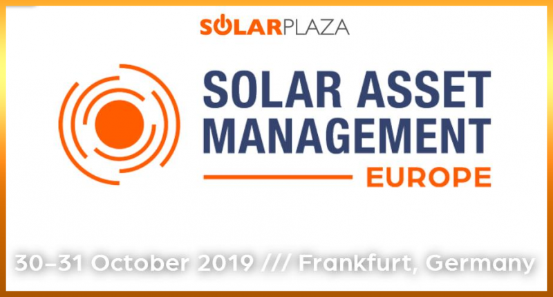 We warmly invite you to join the next conference to learn further about the key topics addressing the technical and financial realms of operational solar PV. This is the main European event addressing asset management and O&M issues in operational PV, a meeting hub for the industry and an excellent opportunity to gain additional insights into the fundamental and cutting-edge topics of solar PV operations.