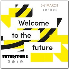The future starts now...  Futurebuild 2019 is the industry's event, bringing together opinion-shapers, decision-makers and product innovators to explore the latest thinking and debate the biggest issues facing the built environment – now and in the future