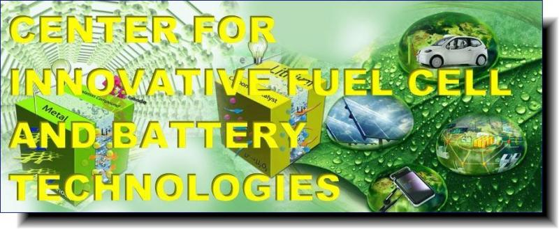 Center for Innovative Fuel Cell and Battery Technologies | The center takes a multidisciplinary approach to fuel-cell and battery research