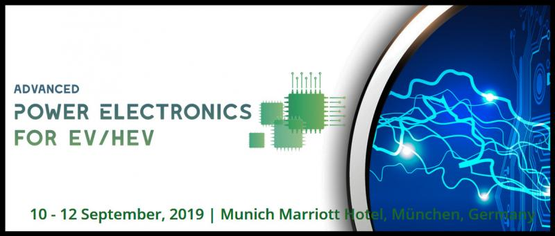 At this three day event you will:      Hear the latest developments in wide band gap semiconductors such as SiC and GaN and how to lower cost and decrease defect density      Learn the perspective of OEMs and system suppliers  in the areas of powertrain and on board charging and their requirements for power electronics      Discover the newest solutions in the areas of packaging and cooling of power modules and components for increased efficiently, reliability and robustness      Participate in interactive round table session and discuss topics such as vibration, EMC, mass production of GaN devices and 3D packaging      Get an insight from leading universities in the poster session for academic research