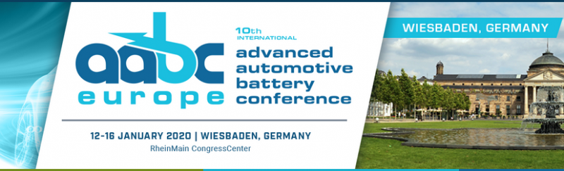 Join a global audience of battery technologists and their key suppliers for a must-attend week exploring development trends and breakthrough technologies  SHAPING THE FUTURE OF VEHICLE ELECTRIFICATION