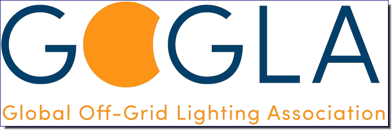 We are the Global Off-Grid Lighting Association; an independent, not-for-profit industry association. We represent eighty plus members as the voice of the off-grid solar energy industry and promote the solutions they offer. We were founded in 2012, borne out of the IFC/World Bank's Lighting Global program.