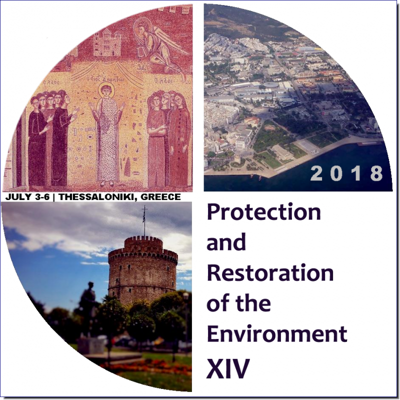 """Protection and Restoration of the Environment"" is a well-known series of international conferences, which started in 1992. Since then they have been organized jointly by one American and one Greek University every two years. In 2018, the fourteenth Conference of the series, will take place in Thessaloniki, Greece. Organizers are the Stevens Center for Environmental Engineering of the Stevens Institute of Technology, USA and the Division of Hydraulics and Environmental Engineering, together with the Environment Council of the Aristotle"
