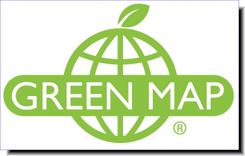Green Map | Has engaged communities worldwide in mapping green living