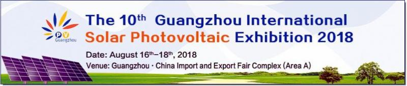 PV Guangzhou 2017 attracted 300 international famous enterprises to display the latest products and technology, such as LONGi, SAJ, CSG, YINGLI SOLAR, GINLONG, INVT, ALLGRAND BATTERY, REILLE, AVOLT, TAODING NETWORK, SOFARSOLAR, GOODWE, GROWATT, SRNE, TOPRAY, AMERISOLAR, OSAKA VACUUM, 304 INDUSTRIAL PARK.The Organizing Committee worked closely with more than 300 domestic media and 110 international media to give a full coverage of PV Guangzhou 2017. The exhibits covered a wide range of PV products including raw material, main and auxiliary materials, machinery and equipment, photovoltaic cells, pv modules, photovoltaic engineering and photovoltaic applications etc.