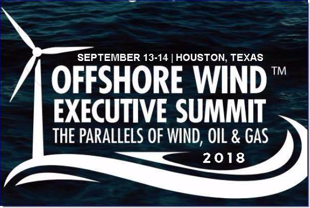 Join us and accelerate the U.S. Offshore Wind industry! We will again will bring together decision makers from wind and offshore oil and gas, both from the U.S. and Europe. Using many of the same technologies— design, foundations, vessels, cabling and a highly skilled workforce— offshore O&G experts play an important role in the advancement of U.S. offshore wind. The Offshore Wind Executive Summit will provide the forum to establish new business relationships. Educate yourself on the current market including project development, important policy issues and the complicated supply chain.