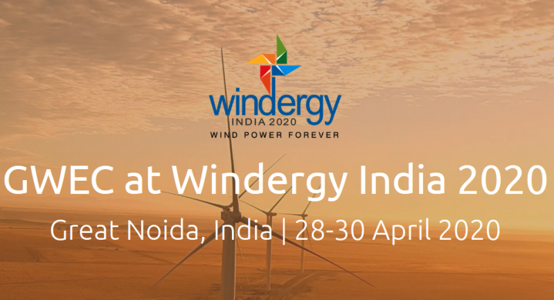 Windergy India 2020 will gather high-level regulatory authorities, policymakers, leading international and domestic technology, solutions and service providers of the wind industry. The event will act as a vibrant platform where these industry key stakeholders can meet, interact, engage to accelerate the energy transition as well as to achieve the renewables energy targets.  Windergy India 2020 consists of a wide range of activities during its 3-day programme