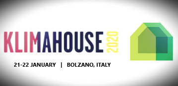 Klimahouse takes place in Bolzano, a town in the heart of South Tyrol and Middle Europe. The strategic location of the trade show provides the perfect meeting point for Italian companies and those of the neighboring countries to exchange ideas, innovations and insights on the latest trends in the energy-efficient and sustainable construction sector. Thanks to a good mix of exhibition offerings presented by more than 450 exhibitors, and a comprehensive information program, that includes congresses, workshops and guided tours to energy-efficient buildings, Klimahouse positioned itself as the leading trade show on sustainable construction in Italy.