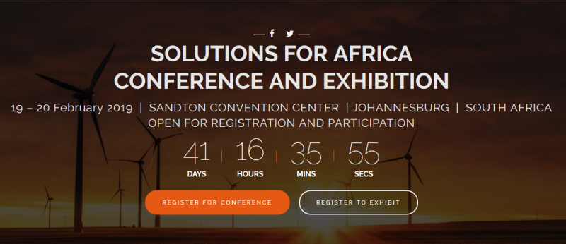 The Africa Energy Indaba Exhibition is highly relevant to companies actively involved in all areas relating to showcasing solutions for the benefit of Africa. This extends to services for major energy projects on the continent, rural energy solutions, urbanization and energy needs and the renewable & sustainable energy industry and the management thereof.  By participating as an exhibitor you have an opportunity to promote your company to business counterparts, international investors, buyers and governments worldwide. This showcase will provide a platform for companies to demonstrate their commitment to provide the much needed solutions and services that will enable the African continent to embrace the challenges arising from current and future energy demands.