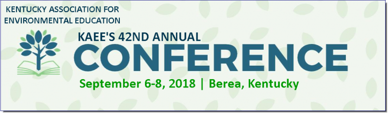 KAEE's 42nd Annual Conference Historic Boone Tavern & Hotel Berea, KY ​September 6-8, 2018 CALL FOR PROPOSALS You are invited to submit a session proposal for KAEE's 2018 Annual Conference!  This is a competitive request for proposals.  Not all proposals can or will be accepted.