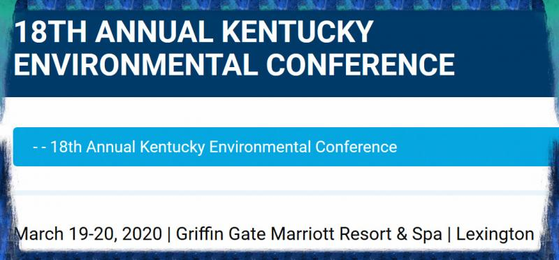 The most comprehensive environmental conference in the state!  Where can you find the latest information on Kentucky and federal environmental policies and regulations, as well as information on new environmental compliance mandates? The Kentucky Chamber of Commerce will provide this and more at our annual Kentucky Environmental Conference. You will leave this conference with a detailed, up-to-the-minute review of major environmental regulatory issues that affect your facility. Register today, and we guarantee you will return to work with insights that will help you do your job better and help your company improve its compliance practices and bottom line.