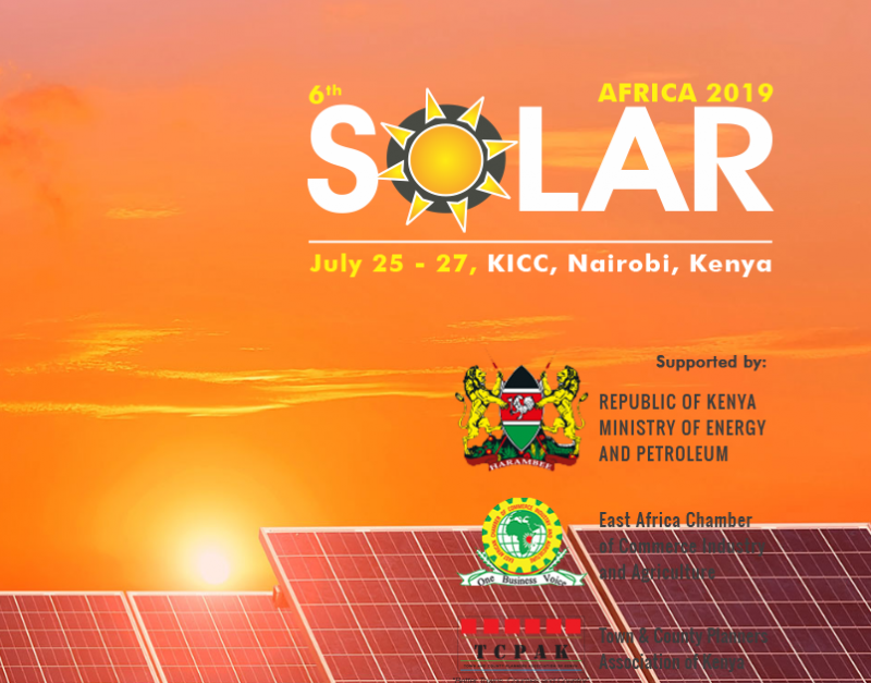Kenya is all prepared to spend USD 2.1 billion on electrification in off-grid areas focusing on renewable powered minigrids.As part of the nation's 2016-21 strategic plan, the Rural Electrification Authority aims to install around 450 minigrids powered by solar sources. On the consumer side, it is estimated that about 25,000 to 30,000 solar PV products are traded annually in the Kenyan market and that at least every household has owned atleast one solar PV product.  The 06th Solar Expo Kenya will not only serve as a platform in Kenya but the entire East and Central African region. The participation in 2019 is expected to rise by at least 30% owing to the ever increasing need of solar projects and products in Africa. While exhibitors from 14 countries participated in 2018, the figures in 2019 are expected to reach 20 countries.